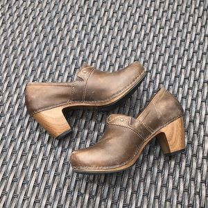 Dansko clog heels SZ 39